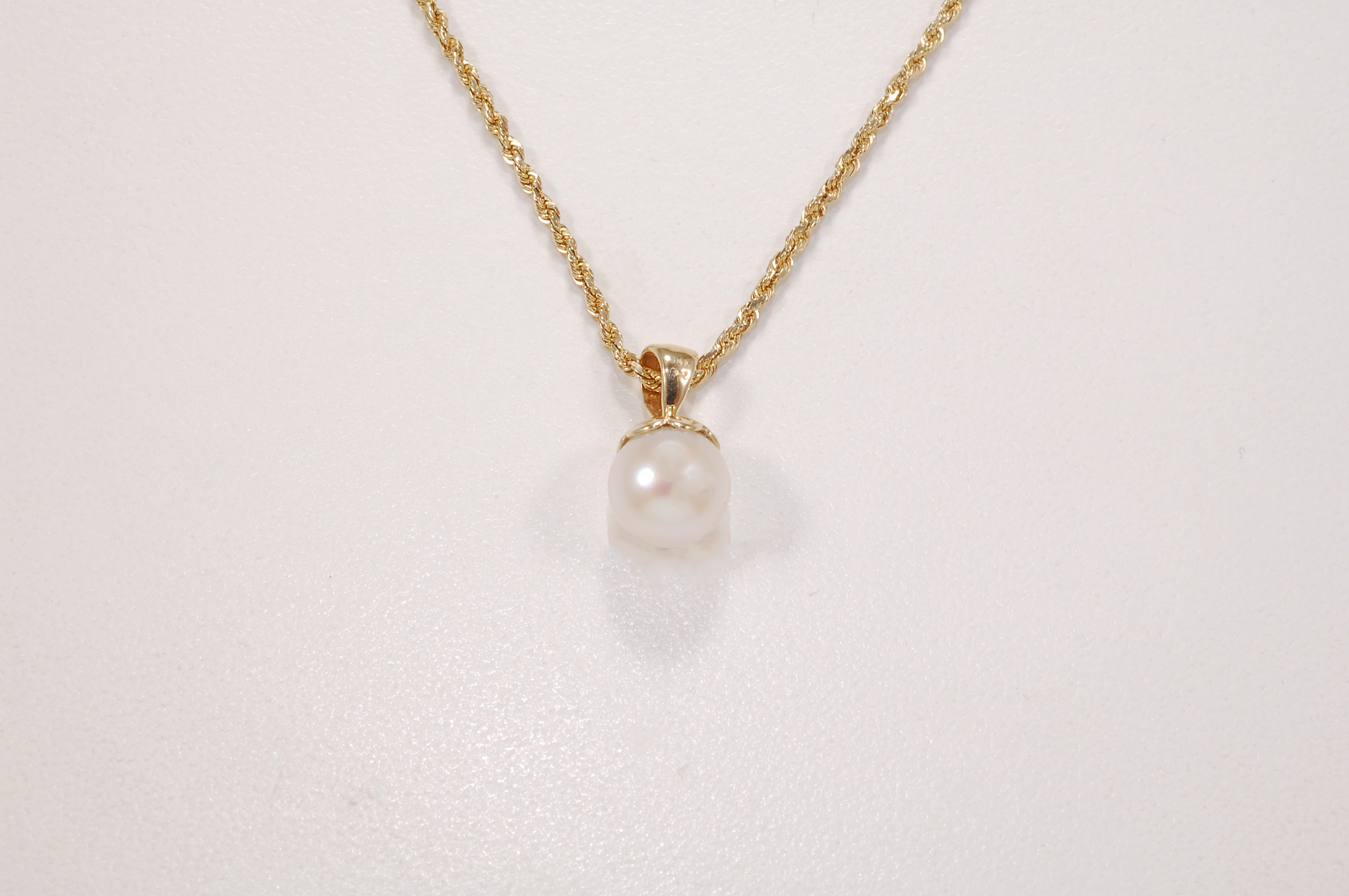collections single and pendants collection mm freshadama guaranteed genuine certified pendant pearl paradise white classic